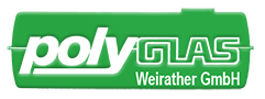 Logo der GFK Produktion PolyGlas Weirather in Deutschland