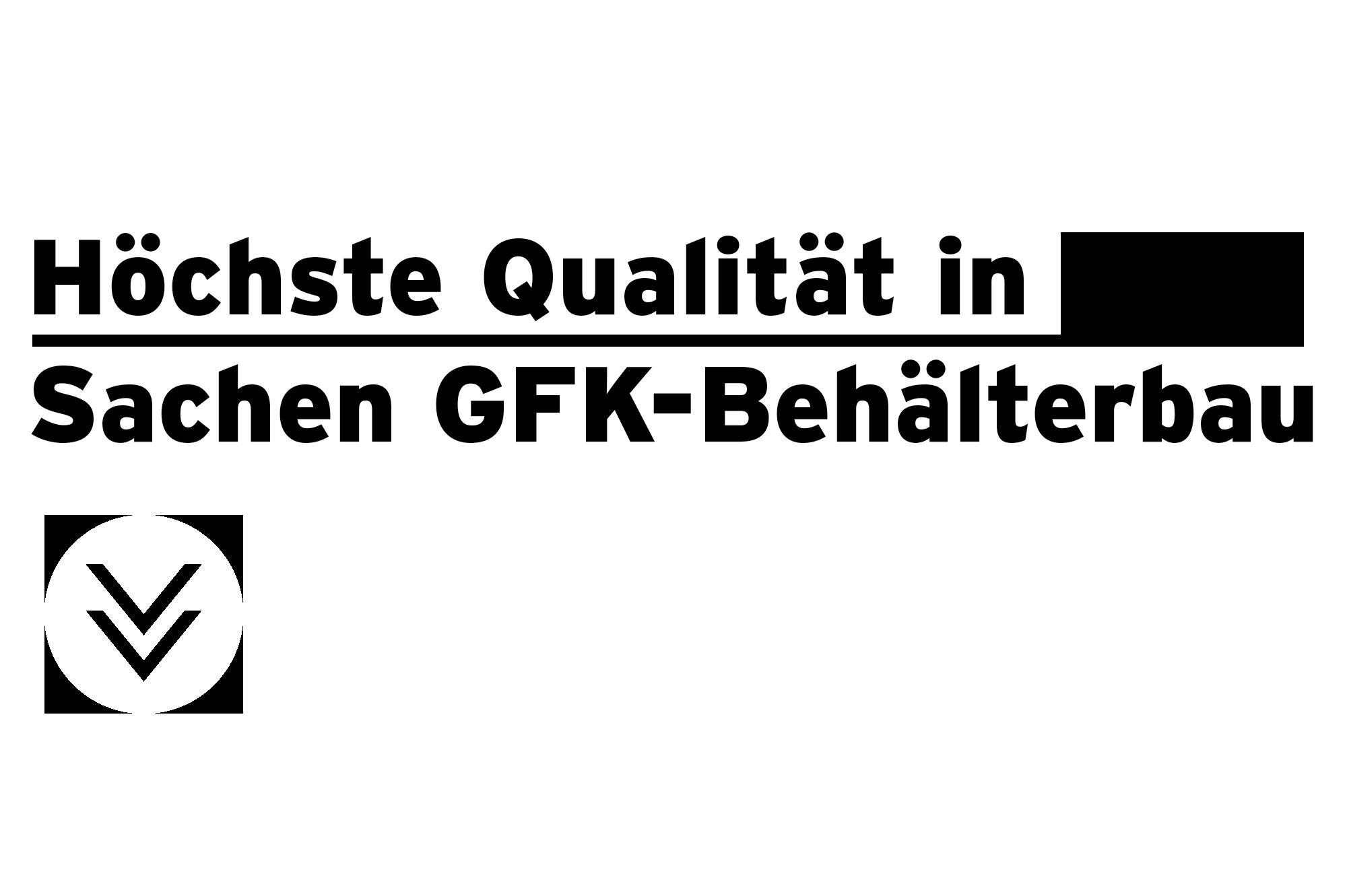 Höchste Qualität in Sachen GFK Behälterbau