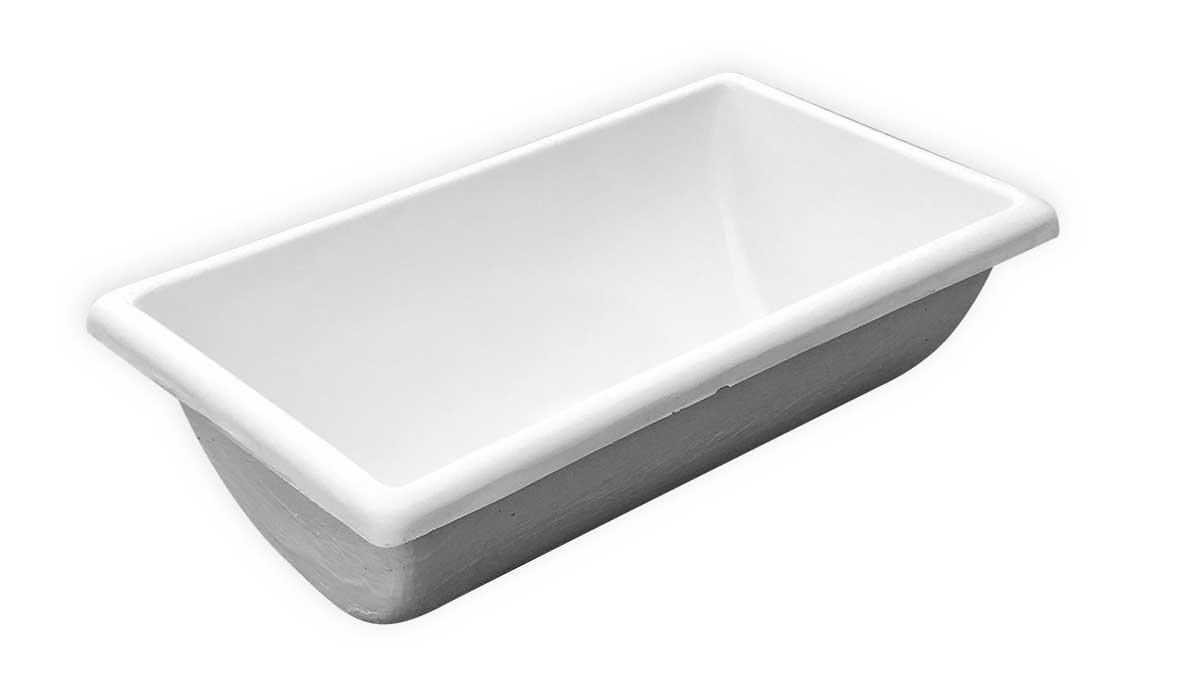 Waschbecken große Ausführung – Produktbild für den Kunden